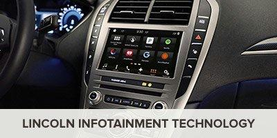 Lincoln Infotainment