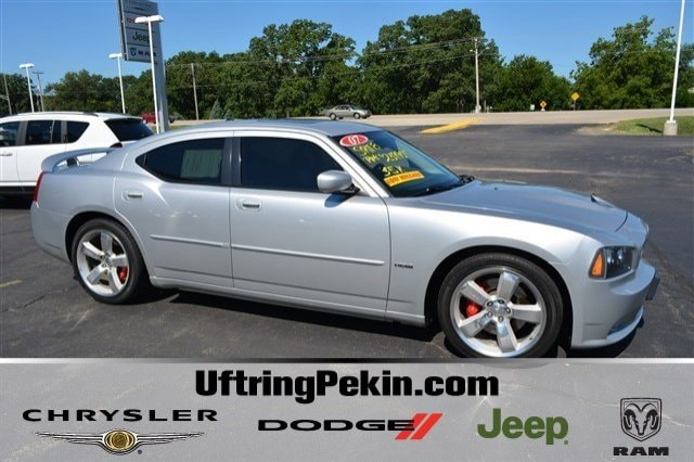 Used 2007 Dodge Charger For Sale  Peoria IL