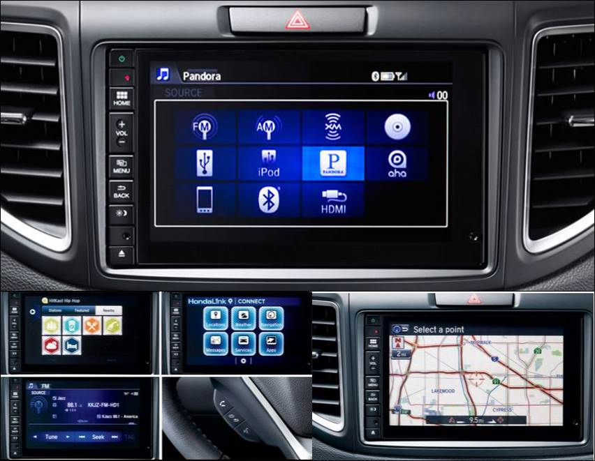 Cr V Trim Levels >> New Honda CR-V in Billings | Underriner Honda