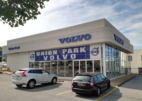Union Park Volvo Cars Wilmington De