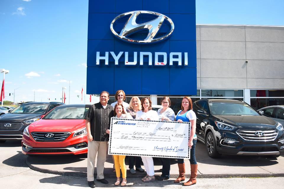 Good University Hyundai Of Decatur | New Hyundai Dealership In Decatur ...