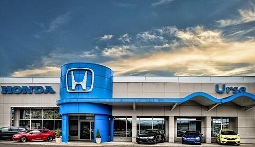 Urse auto group new dodge jeep fiat chrysler ram for Honda dealers in wv