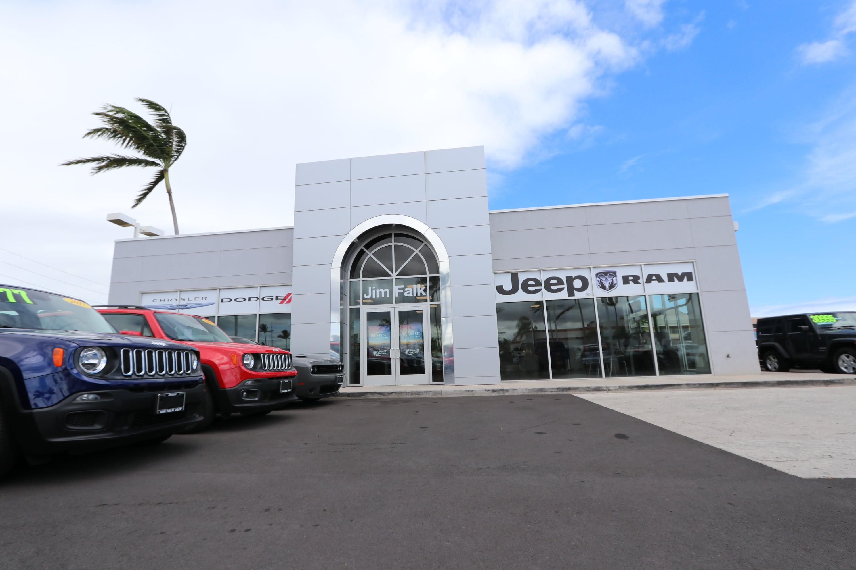 Jim Falk Used Cars of Maui | Used dealership in Kahului ...