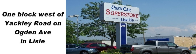 Used car superstore of lisle chicago used cars dealers for Honda of lisle used cars