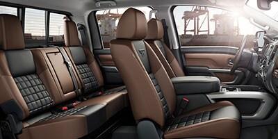 2017 Nissan Gas Platinum Reserve Crew Cab in Hilton Head SC