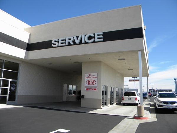 kia auto service in victorville at valley hi kia kia car