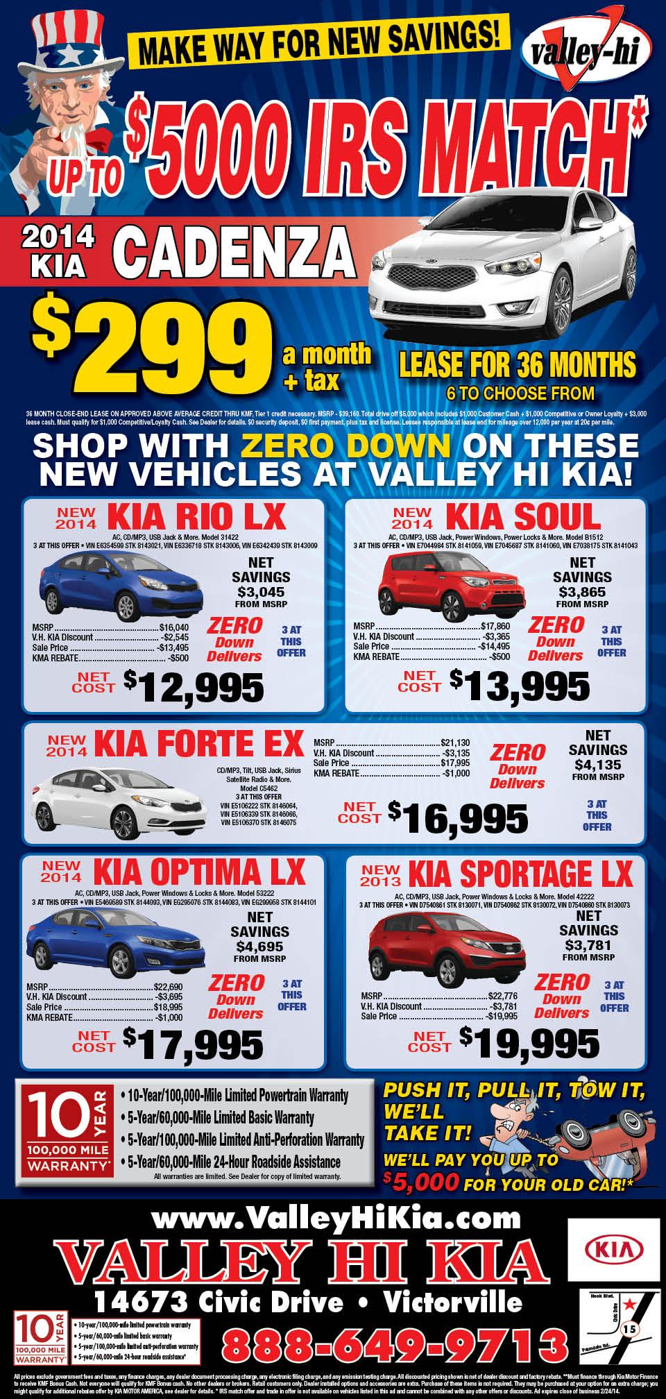 Newspaper Car Ads Gallery
