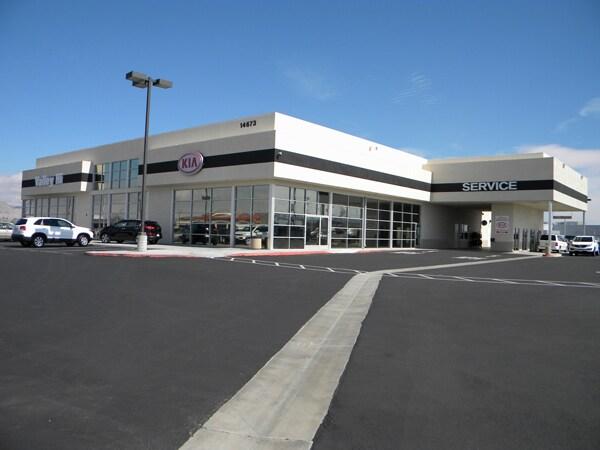 Valley Hi Kia Service Center - Serving San Bernardino