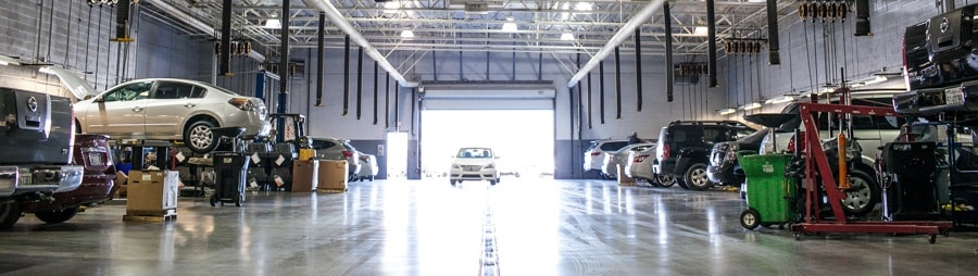 Nissan Service in Victorville, CA
