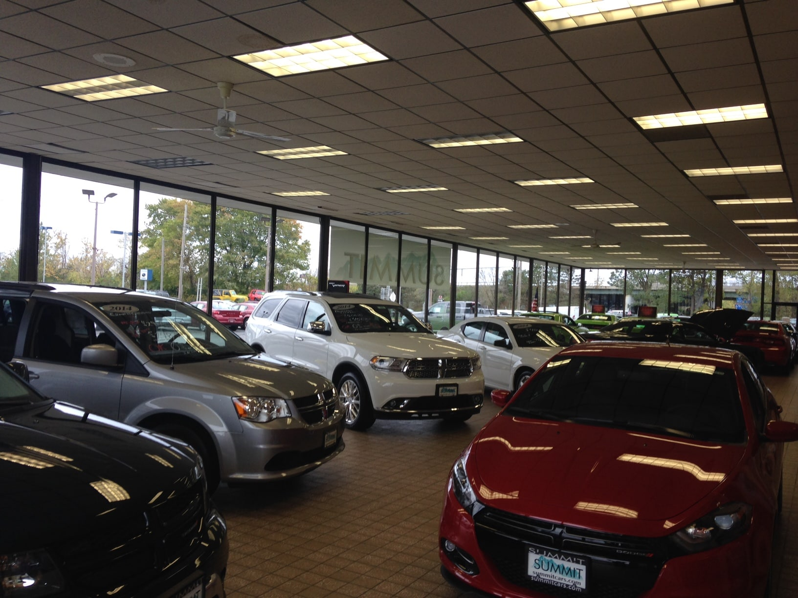 Summit chrysler dodge syracuse