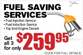 Fuel Saving Services