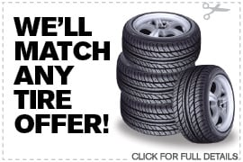 Tire Offer Match