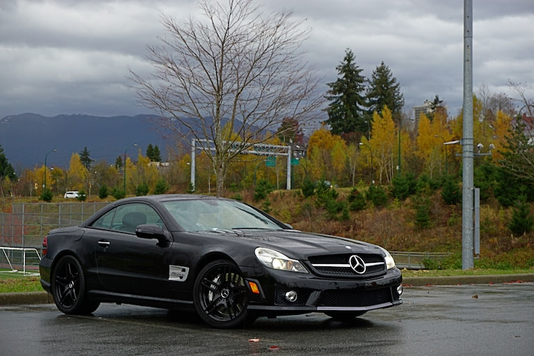2009 Mercedes-Benz SL65 full