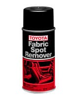 Portland Toyota Fabric Spot Remover | Vancouver Toyota Fabric Spot Remover