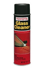 Portland Toyota Glass Cleaner | Vancouver Toyota Glass Cleaner