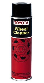 Portland Toyota Wheel Cleaner | Vancouver Toyota Wheel Cleaner