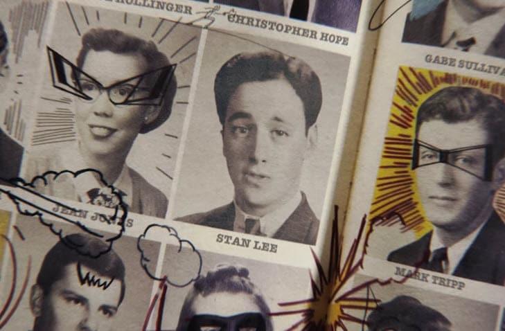 Stan Lee Honda Yearbook