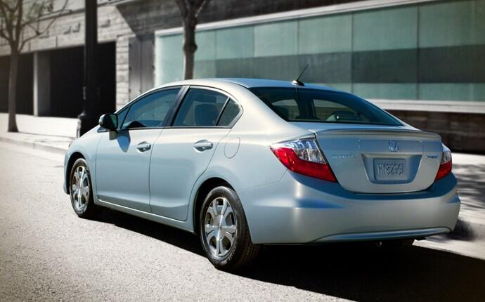 2012 Honda Civic Hybrid Civic Hybrid Review Arlington Tx