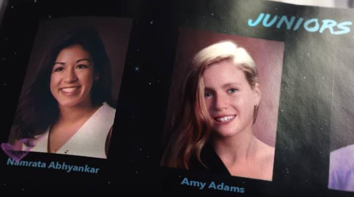 Amy Adams Honda Yearbook