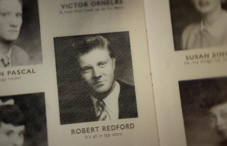 Robert Redfor Honda Yearbook