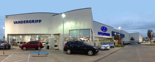 Vandergriff Hyundai Dealership Jpg