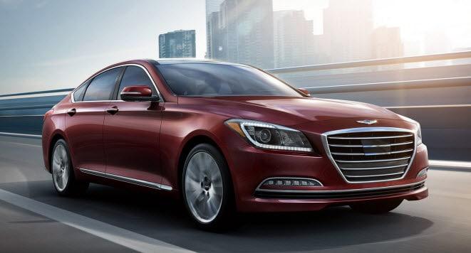 Hyundai Genesis Named Car of