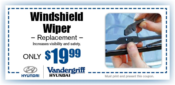 Windshield Wipers Service Coupon Arlington Tx