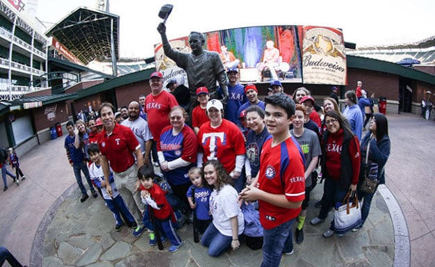2016 Texas Rangers Fan Fest At Globe Life Park