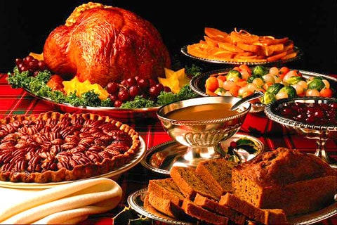 Vandergriff toyota share your thanksgiving food favorites