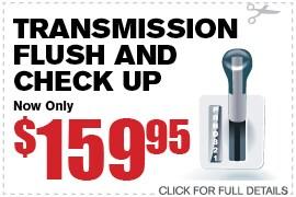 Transmission Flush