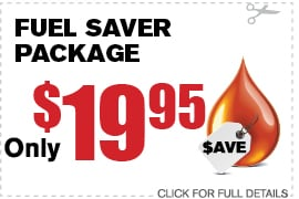 Fuel Saver Service Package