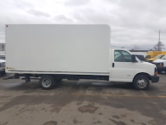 2007 GMC Savana 3500 G3500 16Ft Box + Ramp V8 Gasoline Commercial