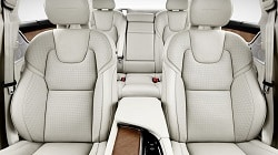 s90 interior leather seats
