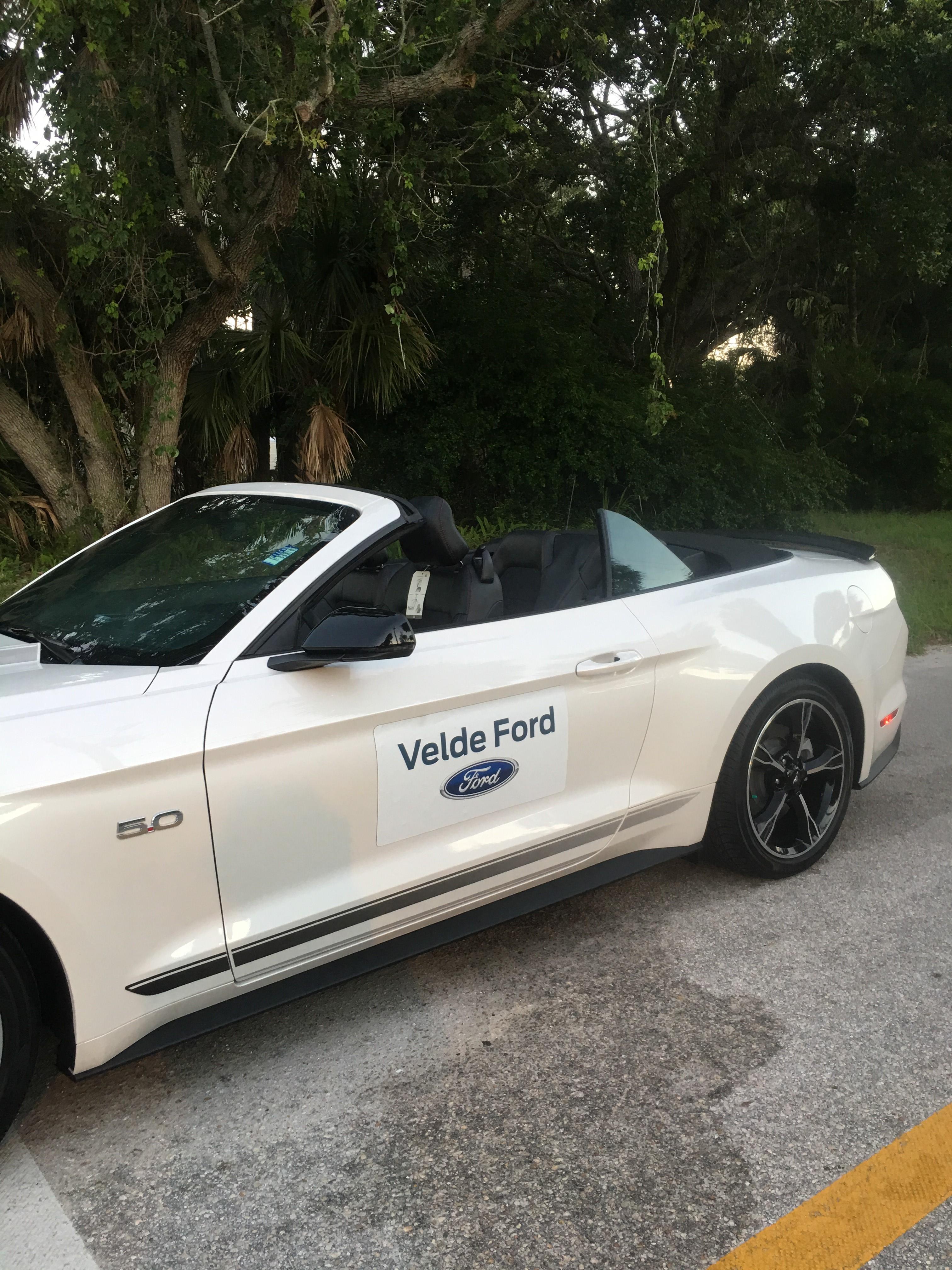 May 16th ... & Velde Ford Inc | New Ford dealership in Vero Beach FL 32962 markmcfarlin.com