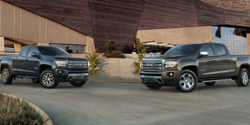 gmc canyon slt