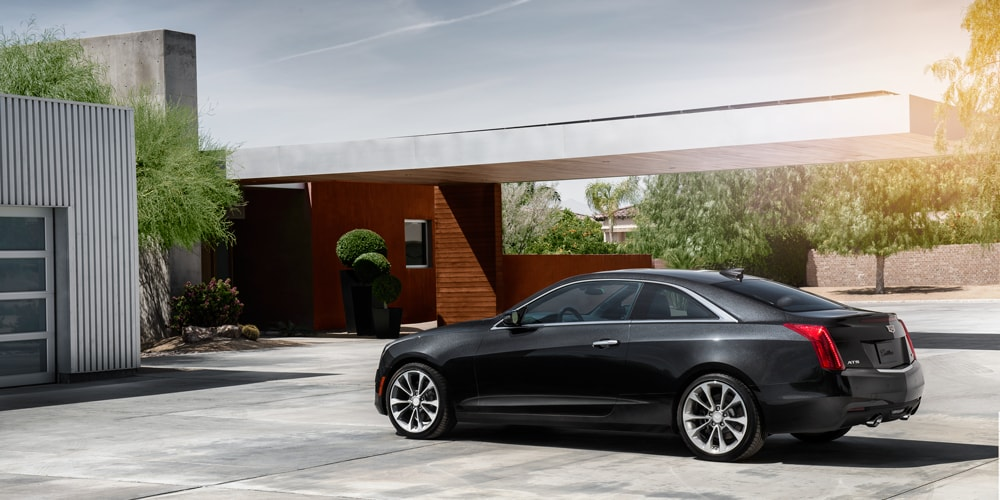 cadillac ats luxury collection