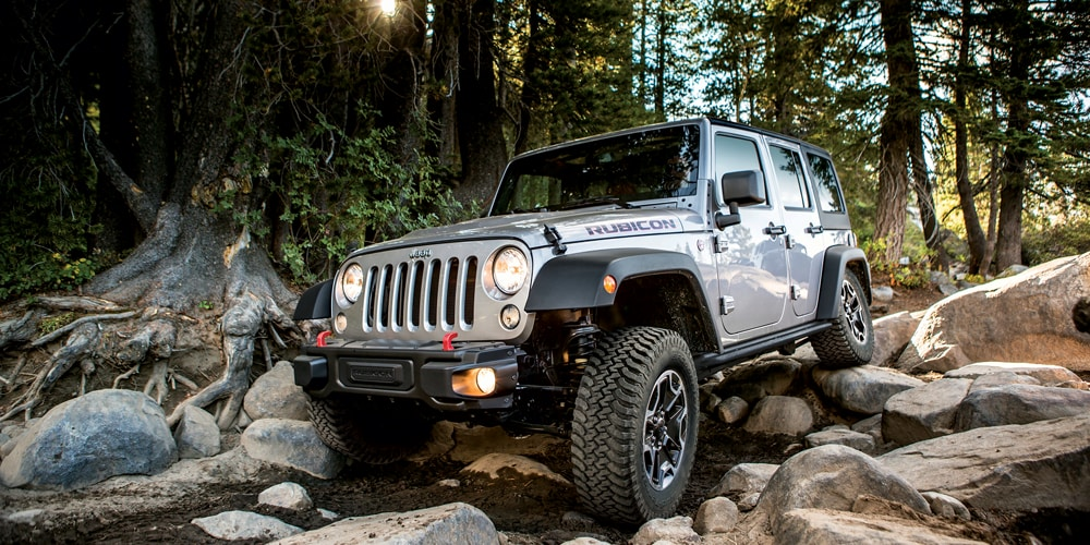 jeep wrangler unlimited freedom