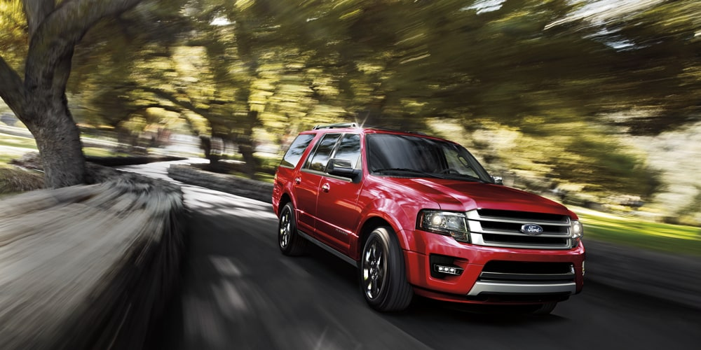 ford expedition el xlt texas edition