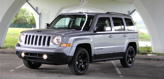 Jeep Patriot Vero Beach