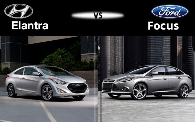 hyundai elantra vs ford focus
