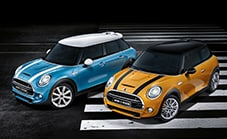 MINI Wins Auto Trophy 2016
