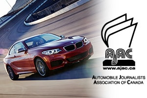 AJAC M235i Car Of The Year Award