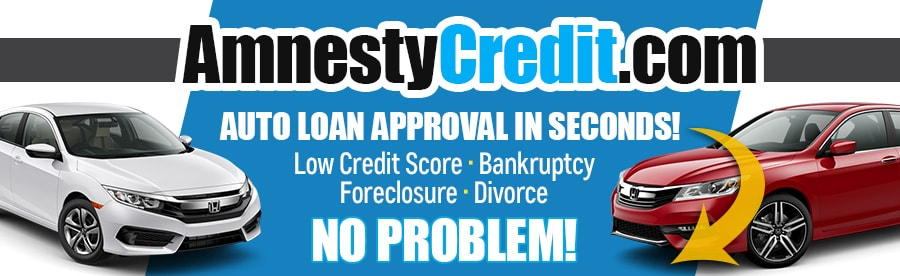 What Is Credit Amnesty For Car Loans