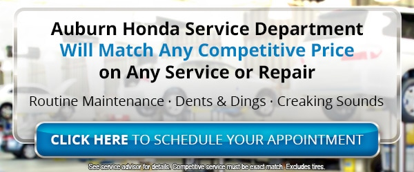Honda Service Center Roseville CA