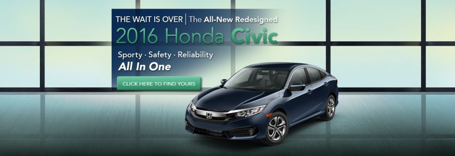 2016 Honda Civic Dealer Santa Cruz CA