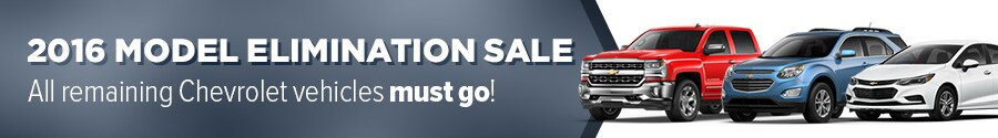 2016 chevy elimination sale near Ann Arbor MI & Toledo OH
