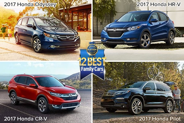 New Honda SUV dealer near Orange County (OC) CA