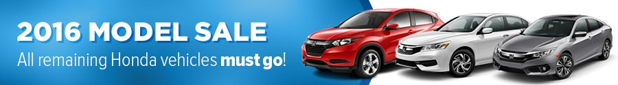 Honda dealer serving Elyria & Cleveland OH