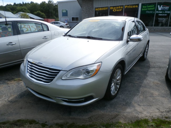 Used 2012 Chrysler 200 Limited Limited  Sedan Rome NY