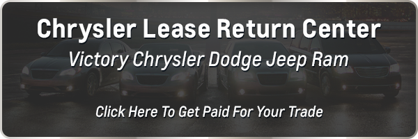 Chrysler Dodge Jeep Ram Lease Return Center Serving Wilmington NC, Brunswick County & Myrtle Beach SC